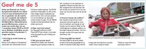 stadsdeelmagazine Amsterdam-Noord 23 okt 2012